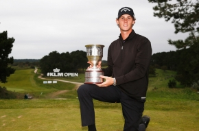 Thomas Pieters does it ... again !!!